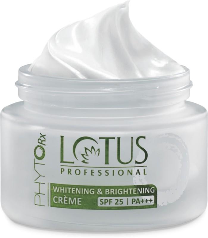 Lotus PROFESSIONAL PHYTO-Rx Whitening & Brightening CREME SPF-25   PA+++(50 g)