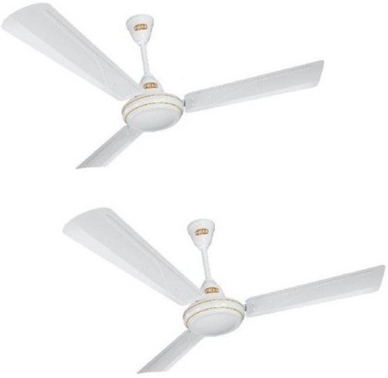 Polar WINPRO BASE 3 Blade Ceiling Fan PACK_2 600 mm 3 Blade Ceiling Fan(White, Pack of 2)