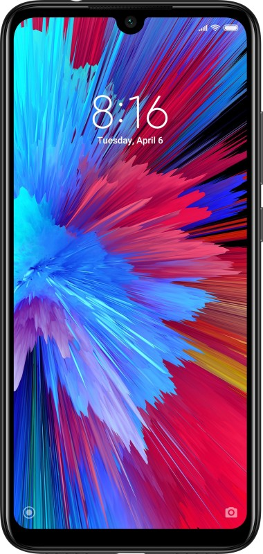 Redmi Note 7S (Onyx Black, 32 GB)(3 GB RAM)