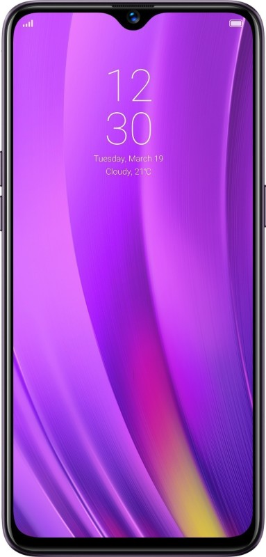 Realme 3 Pro (Lightning Purple, 64 GB)(6 GB RAM)