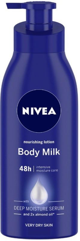 Nivea Body Milk Nourishing Lotion(600 ml)