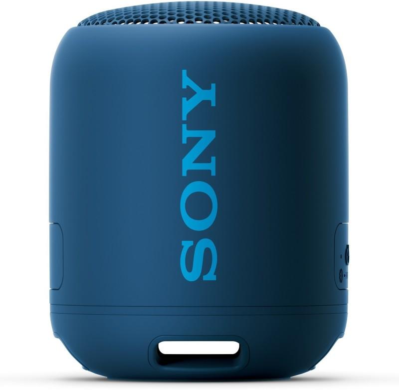 Sony SRS-XB12 10 W Bluetooth Speaker(Blue, Mono Channel)