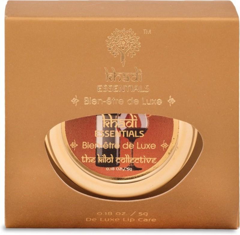 Khadi Essentials The Kilol Collective - Wine Grapefruit & Kokum Lip Butter(Wine)