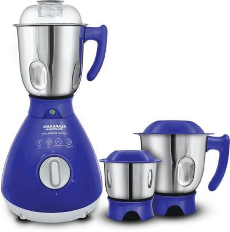 Maharaja Whiteline 3 gfhjmn 12 Juicer(skyblue, 3 Jars)