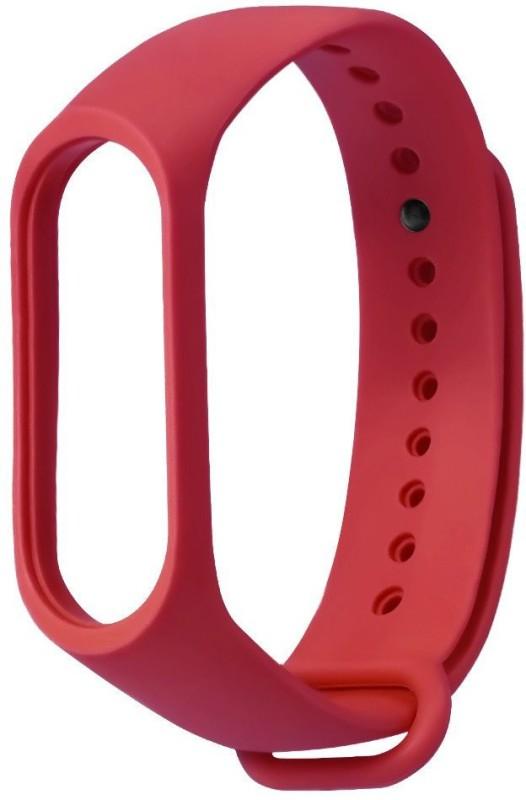 CASEGURU MIBAND3STRAPHG009 Smart Band Strap(Red)