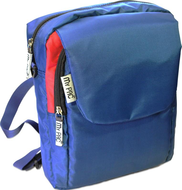 My Pac Db Vivaa 6 L Backpack(Blue)