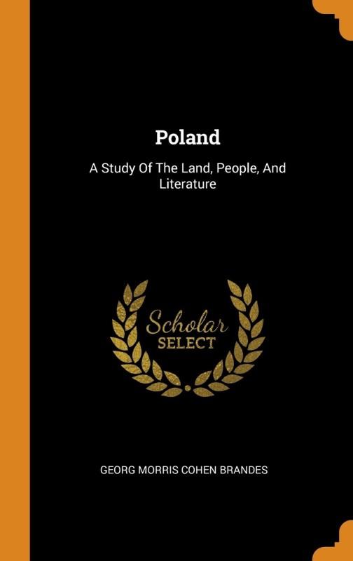 Poland(English, Hardcover, Georg Morris Cohen Brandes)