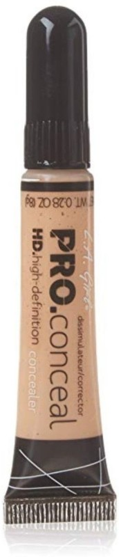 L.A. Girl Pro Conceal HD  Concealer(Creamy Beige, 8.28 ml)