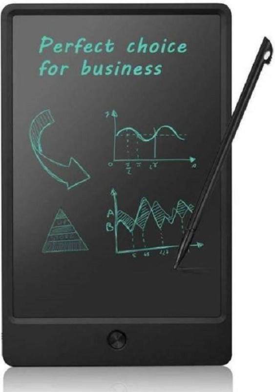 Buy Genuine E-Writer LCD Pad Writing Paperless Digital Drawing Tablet Handwriting Notepad WT-93 10 x 12 inch Graphics Tablet(Black)