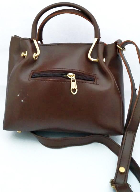 LADY HOUSE Women Brown Messenger Bag