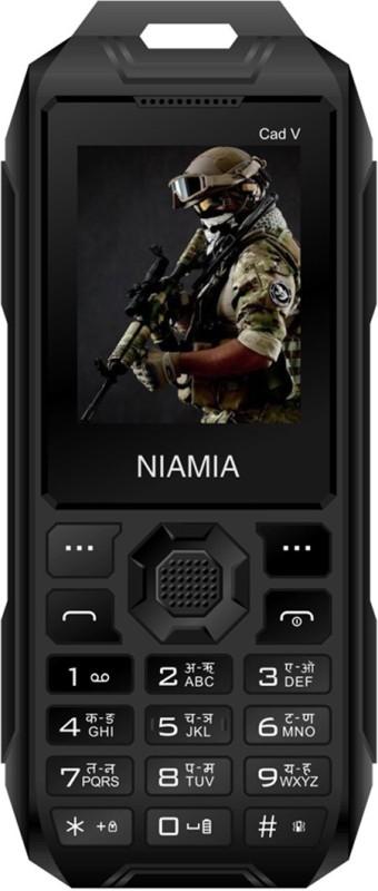 Niamia Cad V(Black)