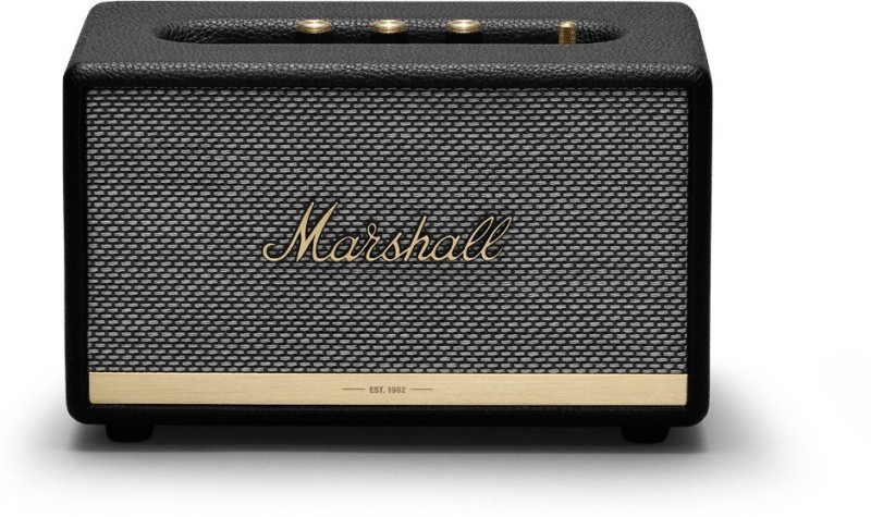 Marshall Acton II 60 W Bluetooth Speaker(Black, Stereo Channel)