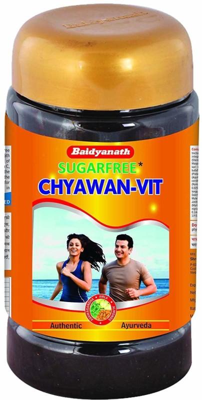 Baidyanath Sugarfree Chyawan Vit - 1 kg(1 kg)