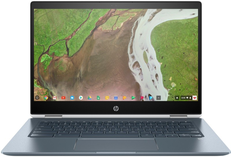 HP Chromebook x360 Core i5 8th Gen - (8 GB/64 GB EMMC Storage/Chrome OS) 14-da0004TU 2 in 1 Laptop(14 inch, Ceramic White, 1.68 kg)