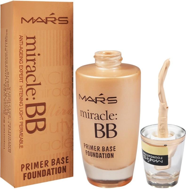 Mars Anti-Ageing BB  Foundation(Beige, 60 ml)