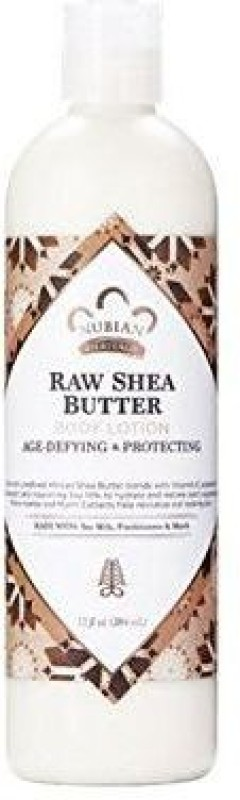 Nubian Heritage Raw Shea Butter Lotion(385 ml)