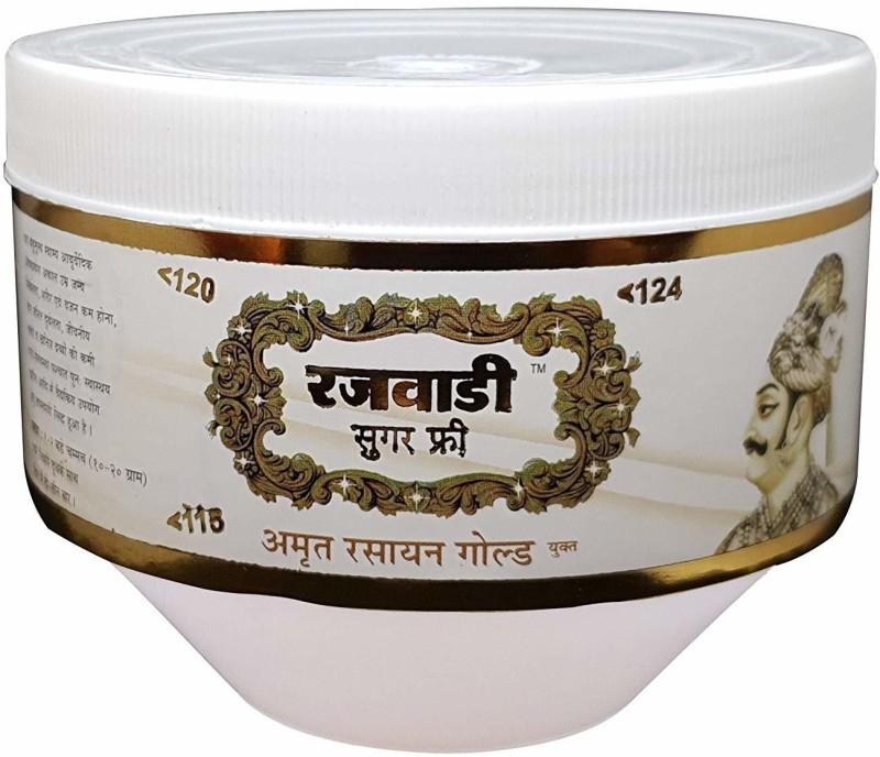 Unjha Rajawadi Sugar Free Amrit Rasayan Gold Chyawanprash (425 gm)(425 g)
