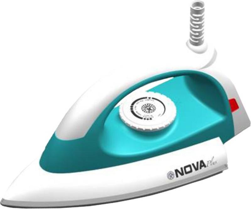 Nova Plus 1100 w Amaze NI 20 1100 W Dry Iron(white & Turquoise)