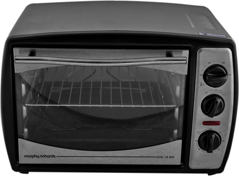 Morphy Richards 18-Litre 18RSS Oven Toaster Grill (OTG)(Stainless Steel)