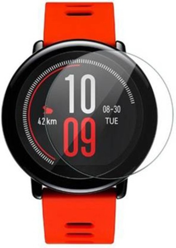 ACUTAS Tempered Glass Guard for Xiaomi Amazfit Sports Watch(Pack of 1)