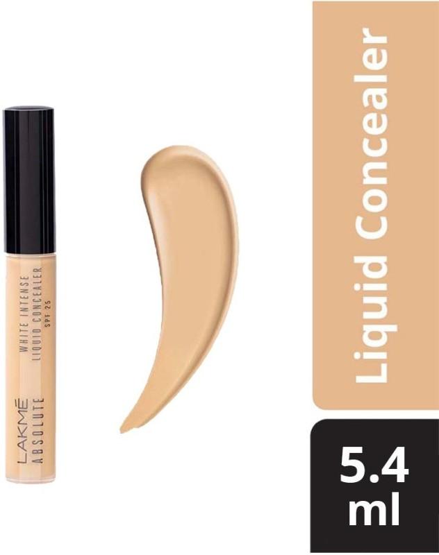 Lakme Absolute White Intense Liquid Concealer SPF 25 Concealer(Golden Medium, 5.4 ml)