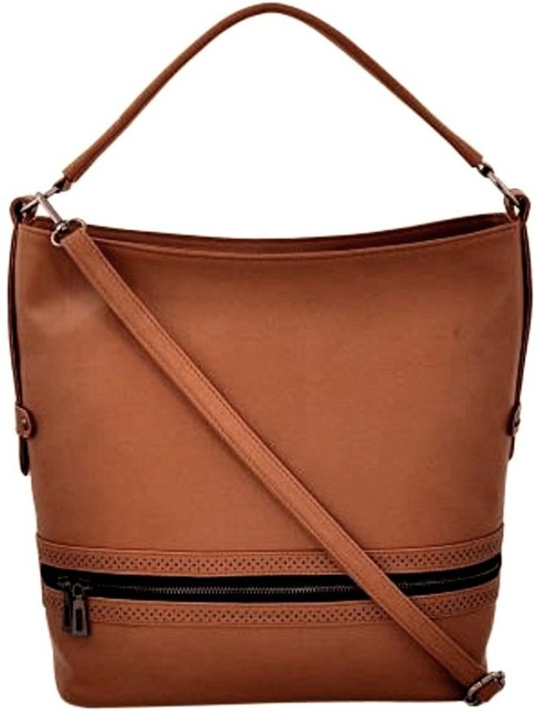 Zurich Women Brown Sling Bag