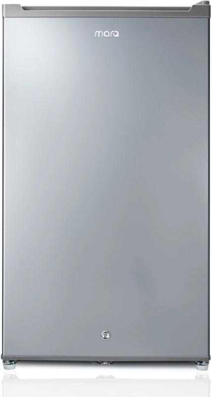 MarQ by Flipkart 93 L Direct Cool Single Door 2 Star (2019) Refrigerator(Silver Grey, 93HSDMQ)