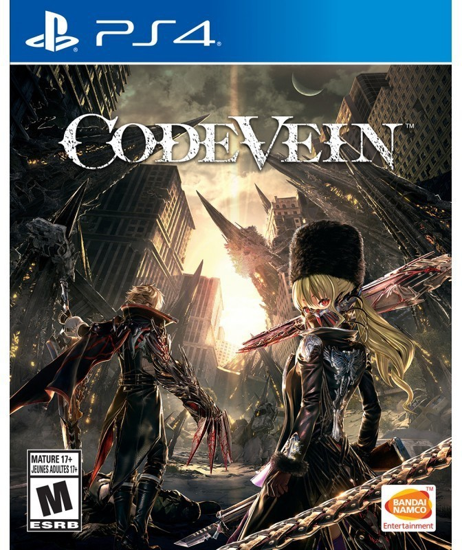 CODE VEIN PS4(Code in the Box - for PS4)