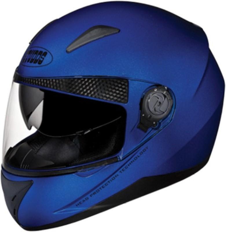 Studds Shifter Motorbike Helmet(Flame Blue)