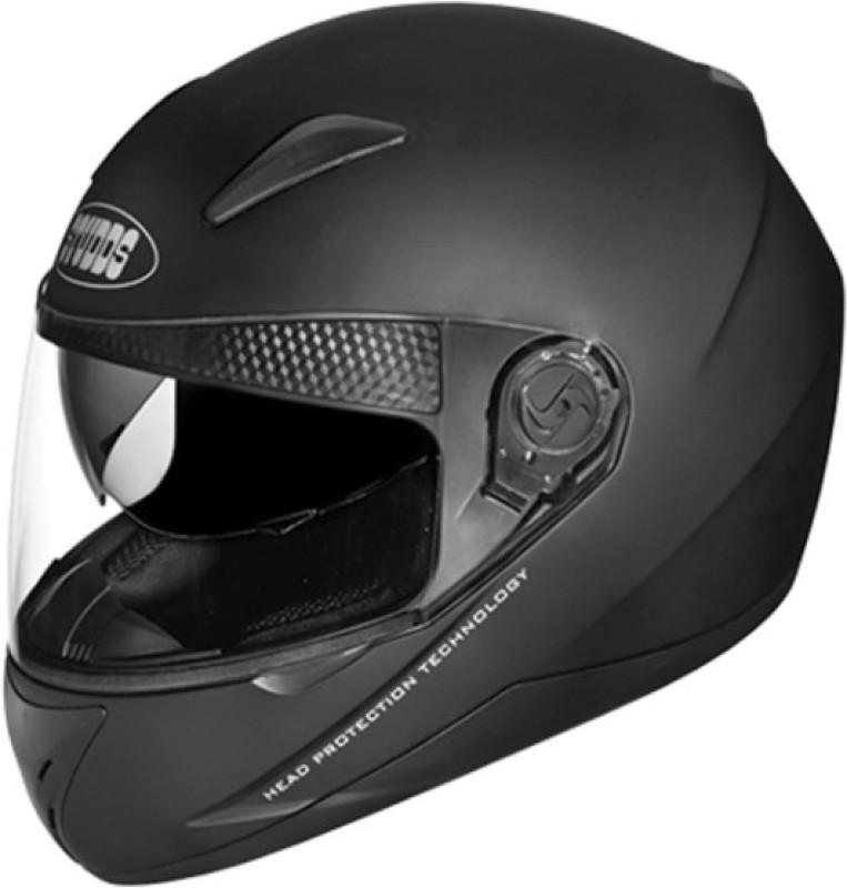 Studds Shifter Motorbike Helmet(Matt Black)