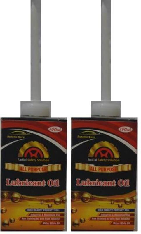 Autemo Care Lubricant Machine Oil SVBS_03 100 ml Sewing Machine Oil(Bottle)