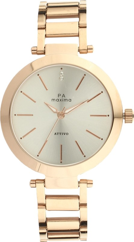 Maxima O-56891CMLR Analog Watch - For Women