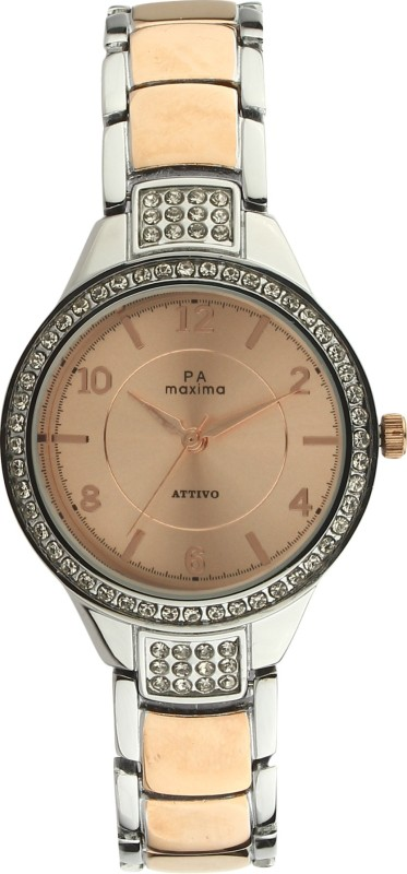 Maxima O-56972BMLT Analog Watch - For Women