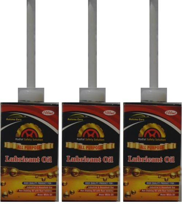 Autemo Care Lubricant Machine Oil SVBS_04 100 ml Sewing Machine Oil(Bottle)