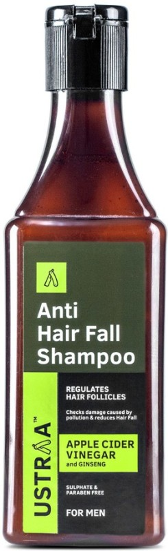 Ustraa Anti Hair Fall Shampoo with Apple Cider Vinegar(200 ml)