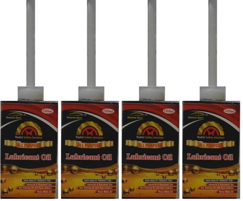 Autemo Care Lubricant machin oil SVBS_LO_06 100 ml Sewing Machine Oil(Bottle)