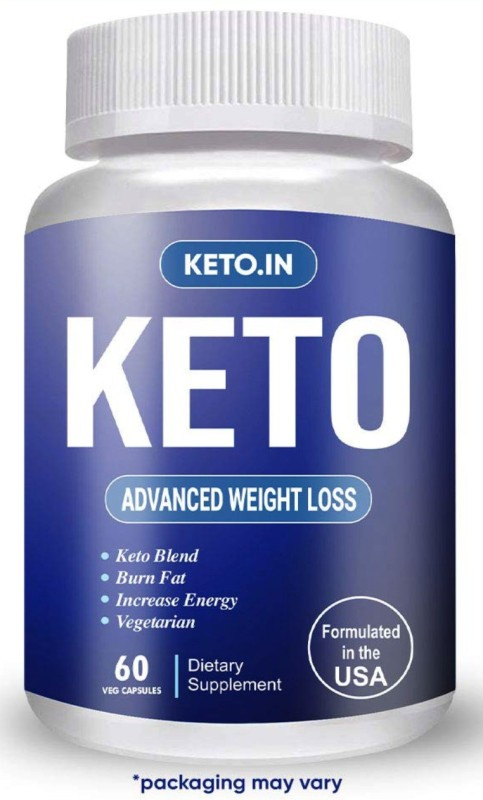 KETO Advanced Weight Loss Supplement(60 Tablets)