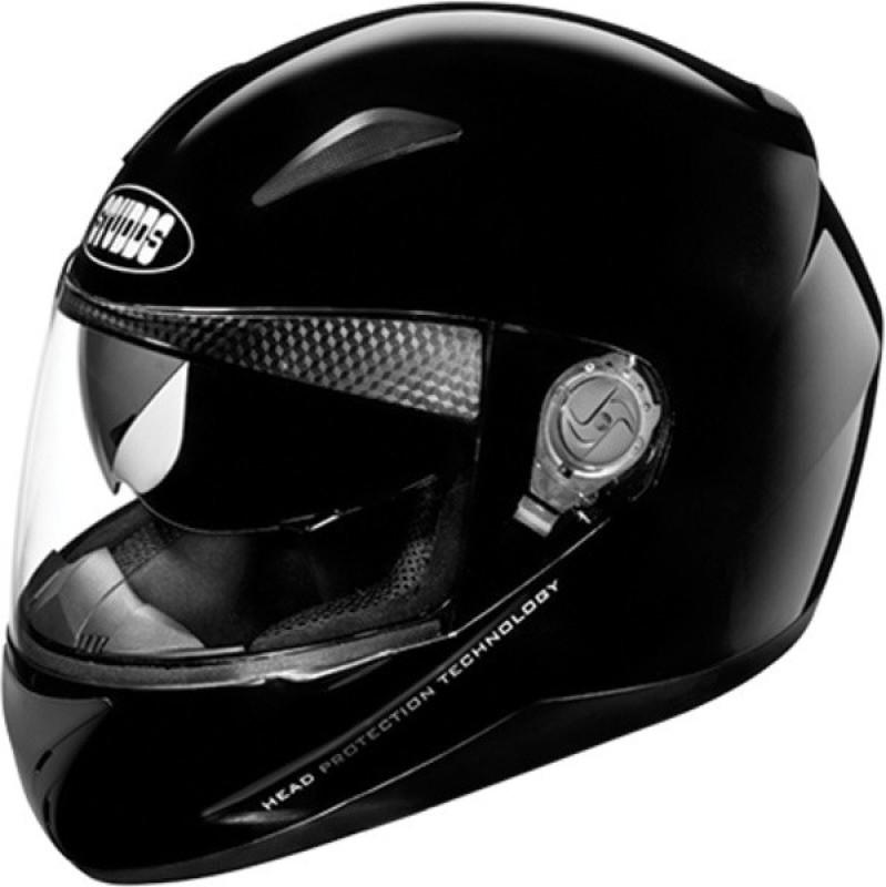 Studds Shifter Motorbike Helmet(Black)