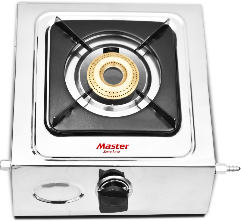 Master Solo Stainless Steel Manual Gas Stove(1 Burners)