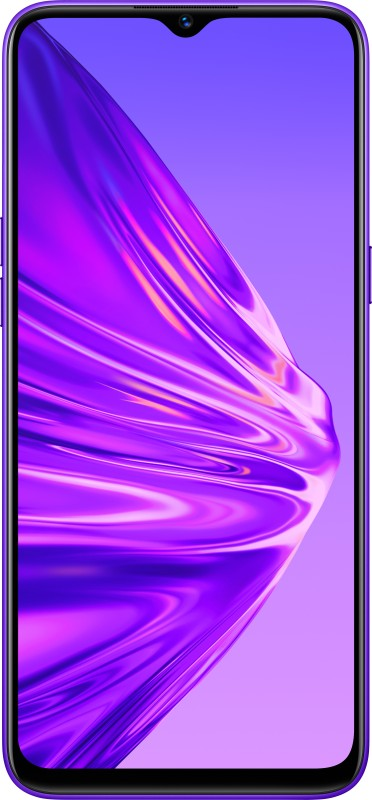 Realme 5 (Crystal Purple, 128 GB)(4 GB RAM)