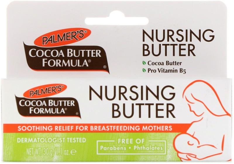 Palmer's Nursing butter Organic Nipple Cream