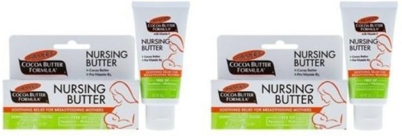 Palmer's Nursing butter (Pack of 2) Organic Nipple Cream