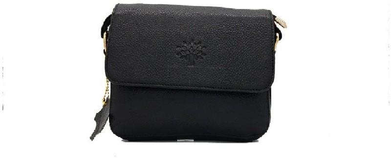 mulberry Black Sling Bag