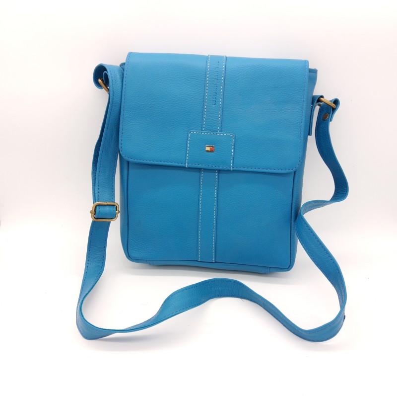 mulberry Blue Sling Bag