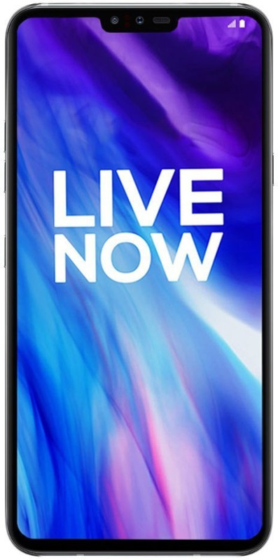 LG V40 ThinQ (Platinum Grey, 128 GB)(6 GB RAM)