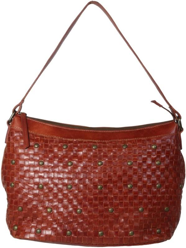 Leatherman Fashion Women Tan Hobo
