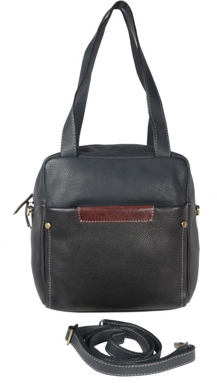 Leatherman Fashion Green, Black, Brown Sling Bag