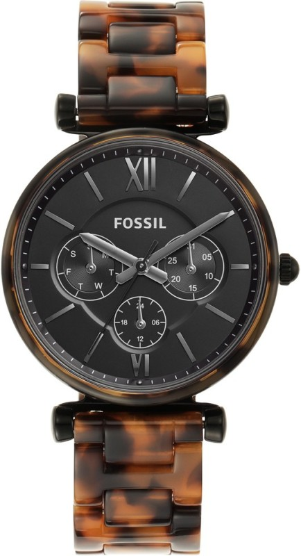 Fossil ES4659 Carlie Analog Watch - For Women
