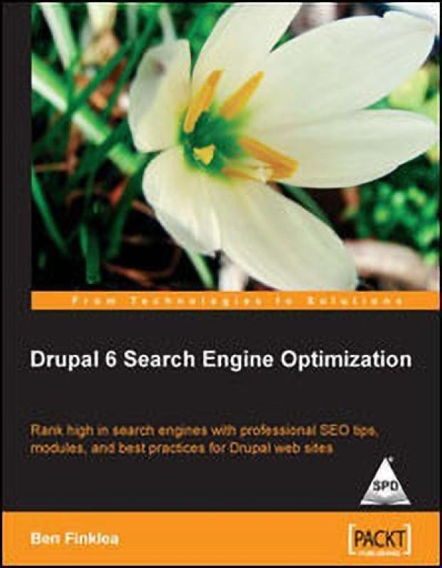 Drupal 6 Search Engine Optimization(English, Paperback, Finklea Ben)