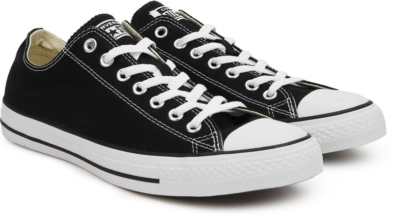 Converse Canvas Shoe For Men(Black)